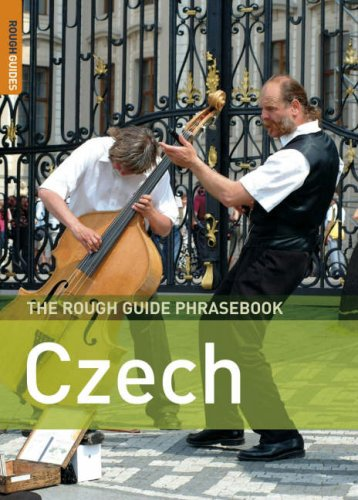 The Rough Guide to Czech Dictionary Phrasebook (Rough Guide Phrasebooks) (9781843536321) by Lexus; Rough Guides