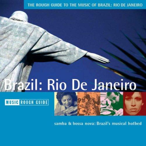 9781843536550: The Rough Guide to Rio De Janeiro CD (Rough Guide World Music CDs)