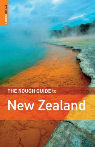 9781843536796: The Rough Guide to New Zealand 5 (Rough Guide Travel Guides)