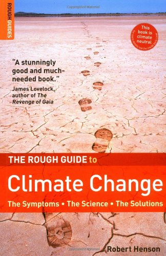 9781843537113: The Rough Guide to Climate Change 1 (Rough Guide Reference)