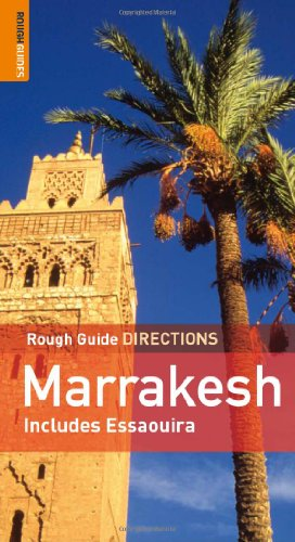 The Rough Guides' Marrakesh Directions 2 (Rough: Jacobs, Daniel