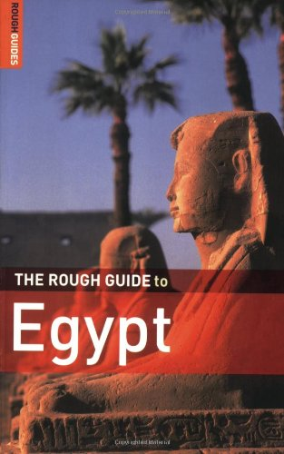 9781843537823: The Rough Guide to Egypt (Rough Guide Travel Guides)
