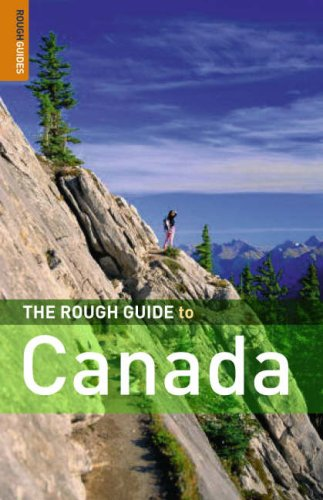 9781843537878: The Rough Guide to Canada 6 (Rough Guide Travel Guides)