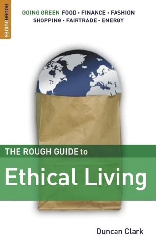 9781843537922: The Rough Guide to Ethical Living (Rough Guides Reference Titles)