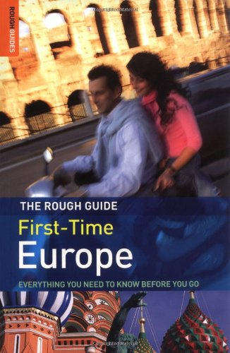 9781843537939: The Rough Guide to First-Time Europe