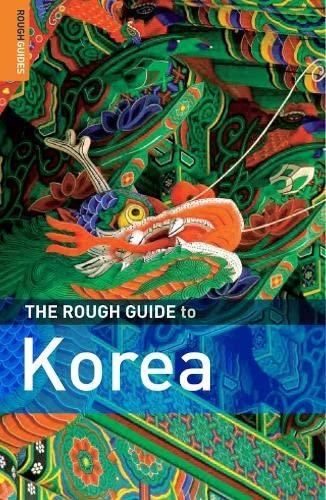 9781843538103: The Rough Guide to Korea [Lingua Inglese]