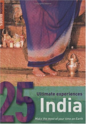 9781843538127: Rough Guide 25: India: 25 Ultimate Experiences