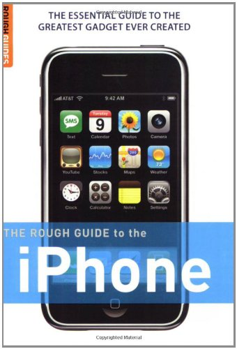 9781843539247: The Rough Guide to the iPhone (Rough Guide Reference)