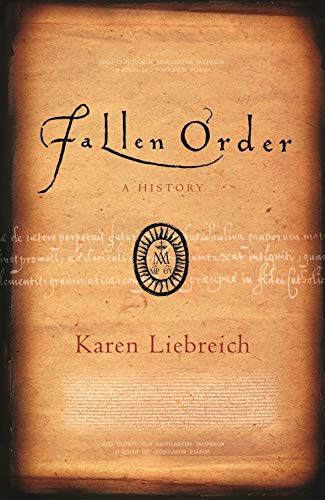 9781843540748: Fallen Order: Intrigue, Heresy, and Scandal in the Rome of Galileo and Caravaggio