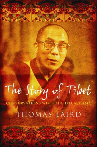 9781843541448: The Story of Tibet: Conversations with the Dalai Lama