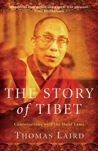 9781843541455: Story of Tibet: Conversations with the Dalai Lama