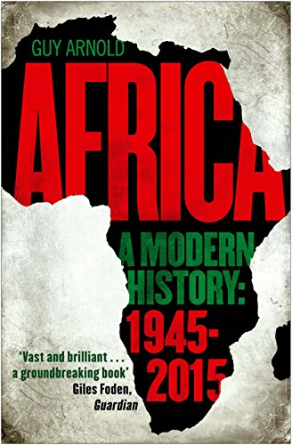 9781843541769: Africa: A Modern History