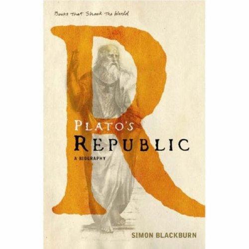 9781843543503: Plato's Republic: A Biography (A Book that Shook the World) (BOOKS THAT SHOOK THE WORLD)