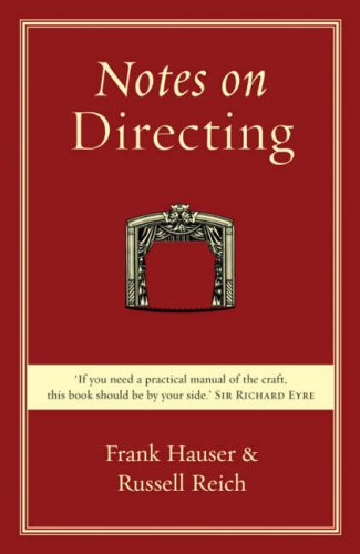 9781843545262: Notes on Directing