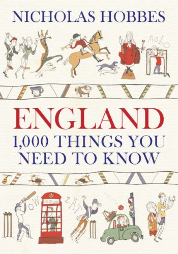 9781843545422: England: 1000 Things You Need to Know