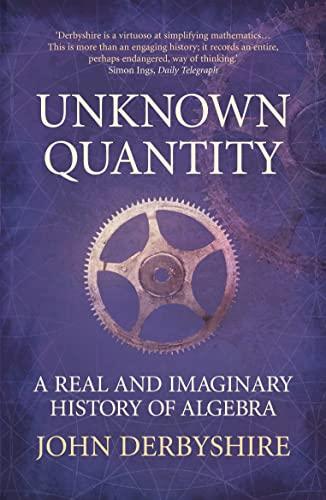 9781843545705: Unknown Quantity