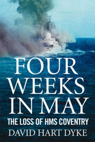 9781843545903: Four Weeks in May: The Loss of