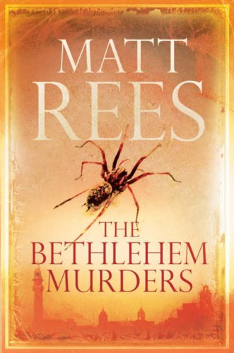 9781843545927: The Bethlehem Murders: A Novel (Omar Yussef Mystery Series)