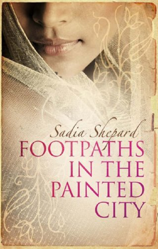 9781843546047: Footpaths in the Painted City: An Indian Journey