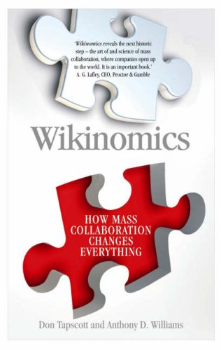 9781843546368: Wikinomics: How Mass Collaboration Changes Everything