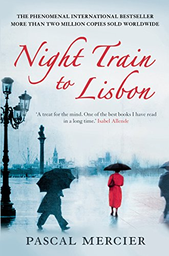 9781843547136: Night Train To Lisbon