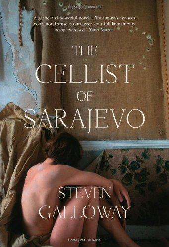 9781843547396: The Cellist of Sarajevo