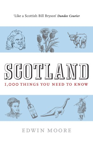 9781843548669: Scotland: 1,000 Things You Need to Know