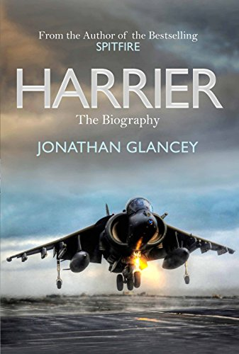 9781843548911: Harrier: The Biography