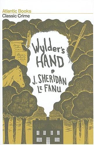 9781843549093: Wylder's Hand (Crime Classics)