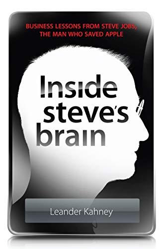 9781843549123: Inside Steve's Brain: Business Lessons from Steve Jobs, the Man Who Saved Apple
