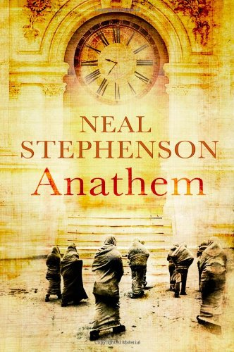 Anathem: Stephenson, Neal - FIRST EDITION HARDBACK