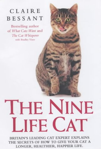 9781843580799: The Nine Life Cat