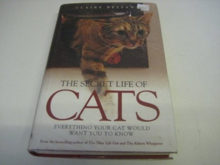9781843581611: The Secret Life of Cats