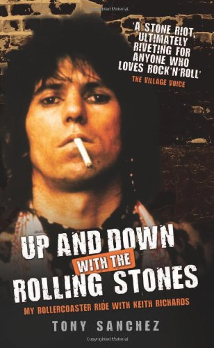 9781843582632: Up and Down with the Rolling Stones: My Rollercoaster Ride with Keith Richards