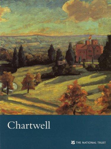 Chartwell (National Trust Guidebooks): Garnett, Oliver