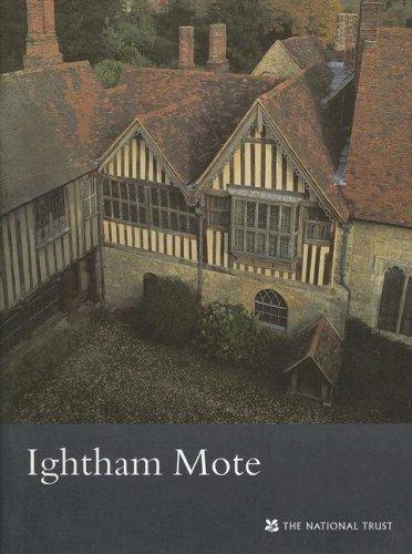 9781843591511: Ightham Mote (Kent) (National Trust Guidebooks)