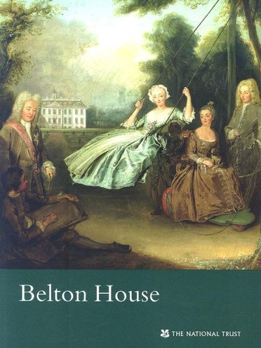 9781843592181: Belton House (Lincolnshire) (National Trust Guidebooks)