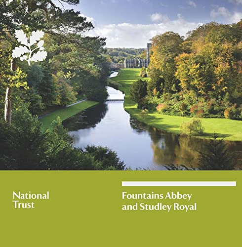 9781843593157: Fountains Abbey and Studley Royal: National Trust Guidebook