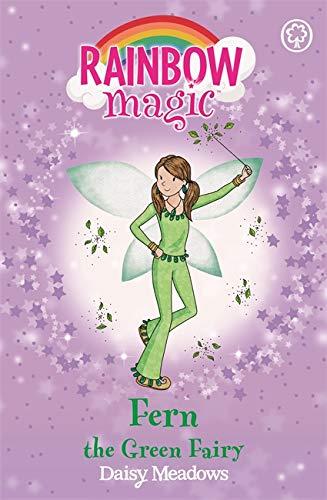 9781843620198: Fern the Green Fairy: The Rainbow Fairies Book 4 (Rainbow Magic)