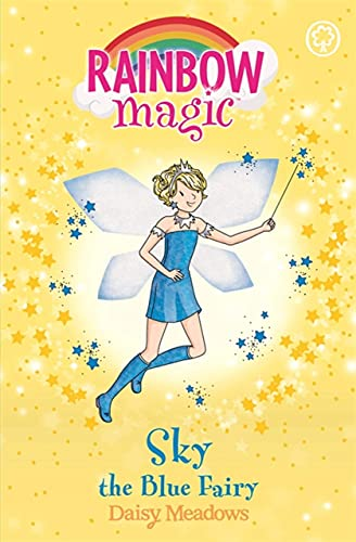 Sky the Blue Fairy: The Rainbow Fairies Book 5 (Rainbow Magic, Band 5)
