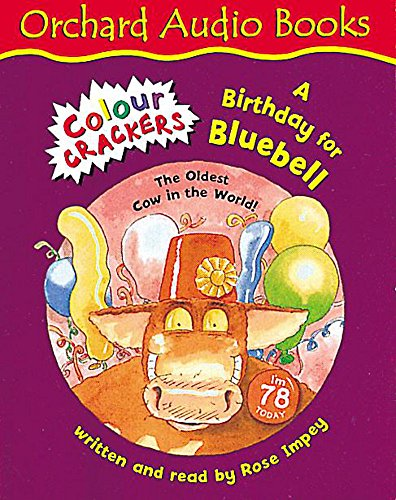 9781843620624: A Birthday for Bluebell (Orchard audio books)