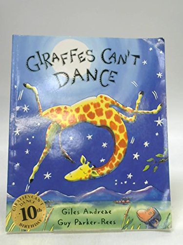 9781843620693: Giraffes Can't Dance (Orchard picturebooks)