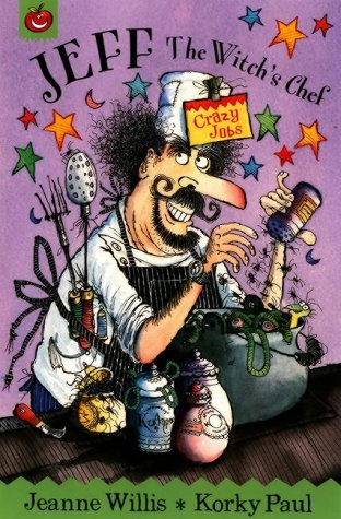 9781843621546: Jeff The Witch's Chef (Crazy Jobs)