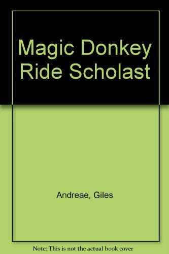 9781843621942: The Magic Donkey Ride