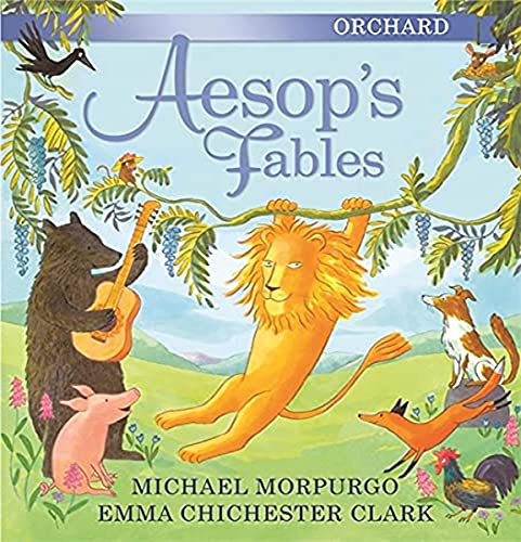 9781843622710: The Orchard Book of Aesop's Fables (Orchard Book of S)