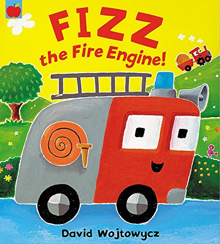 9781843622840: Fizz the Fire Engine