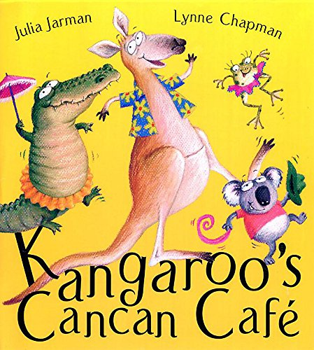 9781843623540: Kangaroo's Cancan Cafe