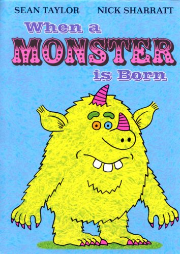 9781843623557: When a Monster is Born