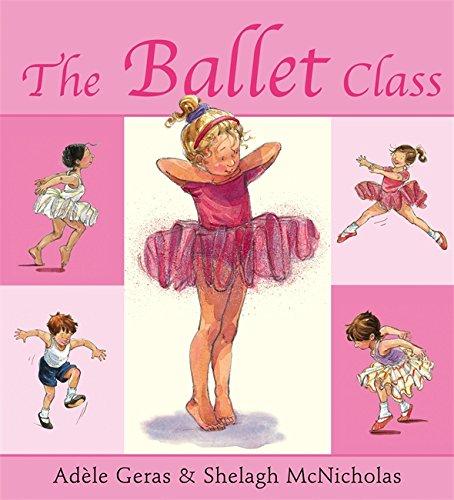 9781843624134: The Ballet Class (Tutu Tilly)