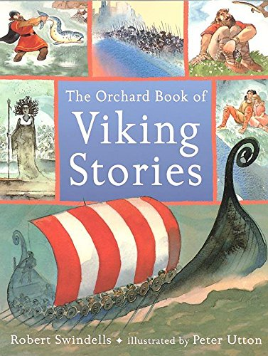 9781843624356: The Orchard Book of Viking Stories